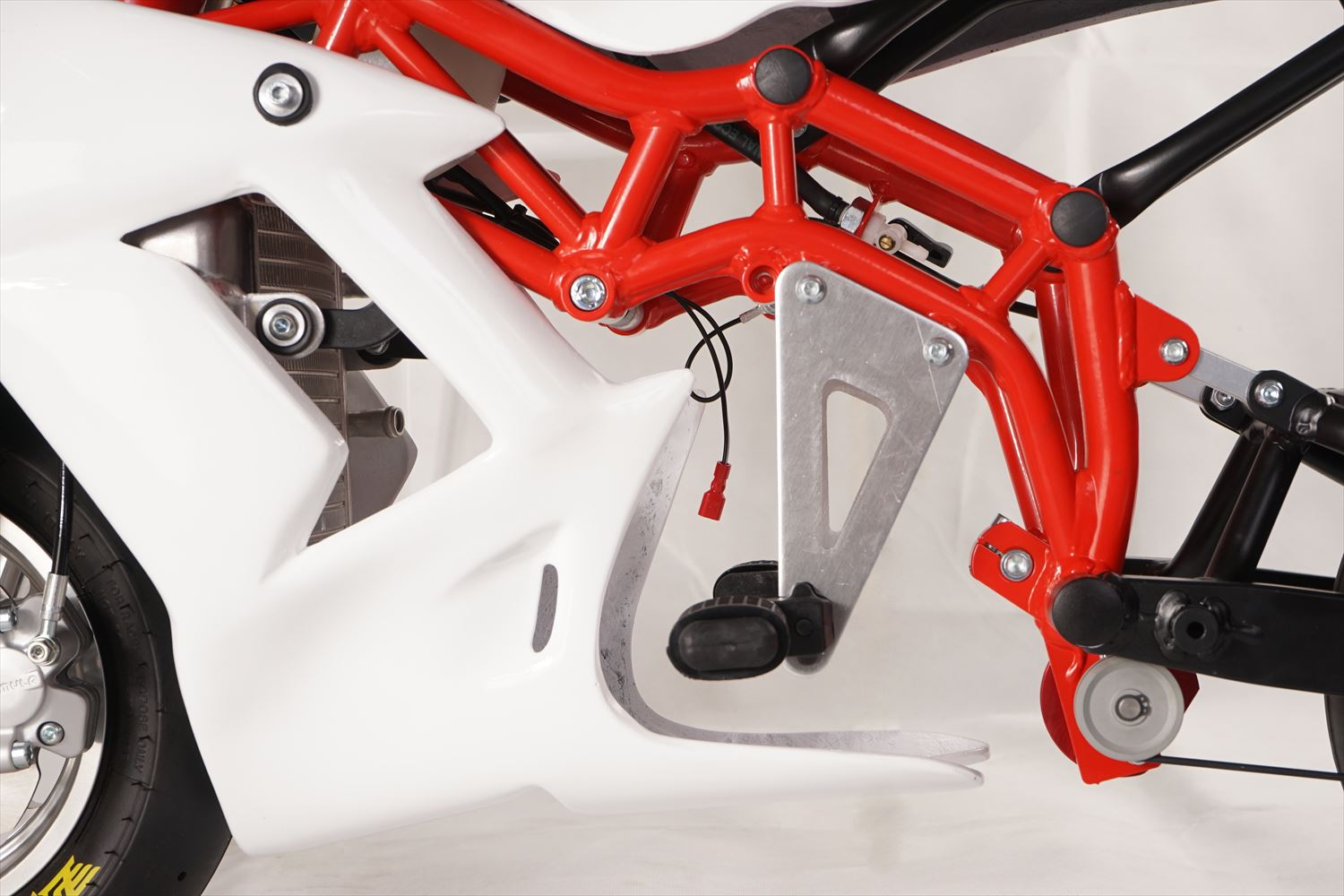 DM FRAME KIT WHITE